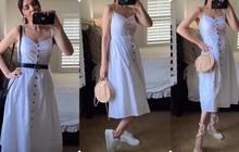 Thử 7 mẫu váy trắng từ Zara, H&M và ASOS, BTV thời trang gợi ý loạt cách lên đồ hack tuổi và hack dáng vi diệu