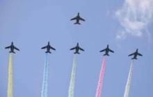 Nhật Bản biểu diễn bay cám ơn nhân dân chung tay ứng phó dịch Covid-19