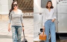"""Mắc 4 sai lầm này khi diện quần jeans, các chị em đã tự đưa tên mình vào """"top mặc xấu chốn công sở"""""""