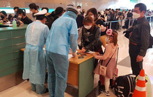 Hơn 340 công dân Việt Nam từ Singapore về Cần Thơ