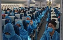Đưa 344 công dân Việt Nam từ Úc và New Zealand về nước tại Tân Sơn Nhất