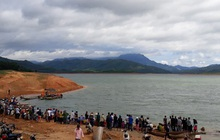 Nam sinh lớp 9 chết đuối ở lòng hồ thủy điện