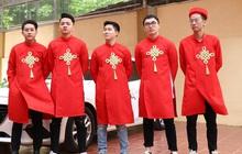 """Xịn như Gấu, """"tậu"""" luôn dàn tuyển thủ xuất sắc nhất lịch sử Liên Quân Mobile Việt Nam làm đội bê tráp cho đám cưới khiến fan phát cuồng"""