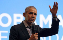 Cựu Tổng thống Obama lên tiếng ủng hộ biểu tình đòi bình đẳng sắc tộc