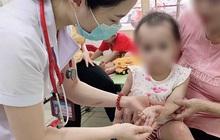 Nhiều trẻ mắc tay chân miệng nhập viện