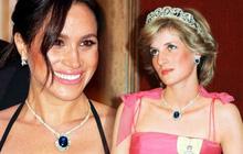 Meghan Markle dính nghi án ôm khư khư đồ trang sức trị giá hơn 200 tỷ đồng của Công nương Diana quá cố không trả lại hoàng gia?