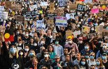 Australia lo ngại biểu tình khiến bùng phát dịch Covid-19 lần 2