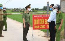 Phong toả 1 thôn ở Thái Bình vì COVID-19, học sinh thi tốt nghiệp THPT như thế nào?