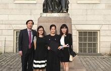 Mẹ là bác sĩ nuôi dạy 2 cô con gái đỗ Đại học Harvard: Không cho con đi học tiếng Anh ở trung tâm mà tự làm một việc cực hiệu quả này