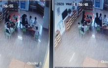 Mẹ xem camera của lớp hốt hoảng thấy con 14 tháng ngủ gục suýt ngã trong giờ ăn, nhưng hành động của 2 cô giáo mới gây tranh cãi
