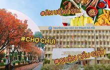 """1 ngày đi chơi Cầu Giấy: Quy tụ nhiều trường đại học bậc nhất Hà Nội, đặc sản Chợ Xanh ngoa ngoắt """"đi 5 bước, 15 tiếng chửi"""""""