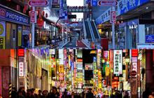 """Bị phản đối rần rần, phố Nhật Bản """"pha-ke"""" ở Trung Quốc lặng lẽ đóng cửa sau 2 tháng trở thành tụ điểm sống ảo của giới trẻ"""