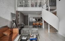 Thăm căn hộ duplex sang xịn mịn ở Quận 7 của nhà thiết kế nội thất với hơn 10 năm kinh nghiệm