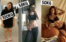 Giảm 50kg trong 2 năm nhưng lại mắc phải chứng biếng ăn, hotgirl Hàn rút ra 5 bí quyết giảm cân nhanh và lành mạnh