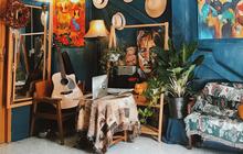 Lạc vào thế giới nghệ thuật với căn phòng DreamRoom của cô gái Đà Lạt: Nhìn thì màu mè nhưng lại chất phết