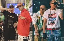 Thành công lớn của Rap Việt sau khi kết thúc hành trình: Tình bạn bắt đầu, hiềm khích được hoá giải!