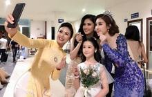 Tiểu mỹ nhân gây chú ý khi đọ sắc với loạt Hoa hậu, profile hoá ra cũng rất xịn sò