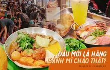 """""""Thâm cung bí sử"""" 2 hàng bánh mì chảo hot nhất giữa trung tâm Sài Gòn, khách đến lần đầu 90% đều không nhận ra đâu mới là bản gốc?"""