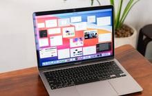 Trải nghiệm nhanh MacBook Air 2020 chip M1: Tôi đã sốc khi Pro 13 inch 2020 bị ngửi khói toàn tập