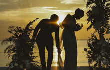 """Khoảnh khắc """"ăn tiền"""" nhất đám cưới Công Phượng - Viên Minh: Đáng đạt điểm tuyệt đối vì quá rực rỡ, hạnh phúc và tinh tế"""