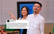 """Hứa Minh Đạt đăng status trách Lâm Vỹ Dạ """"Đáng đời"""" giữa drama antifan, tưởng biến căng ai dè bênh vợ đầy khéo léo?"""