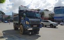 Đà Nẵng: Dừng đèn đỏ, cô gái trẻ bị xe tải tông chết thảm