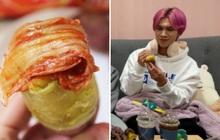 Hendery (NCT) sốc khi biết người Hàn ăn khoai lang với kim chi, còn bị thành viên cùng nhóm dụ ăn thử cực nhiệt tình