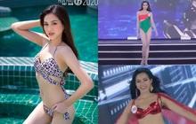 Netizen tranh cãi vì phát hiện số đo hình thể và chiều cao của Hoa hậu Việt Nam Đỗ Thị Hà thay đổi bất thường chỉ sau 1 tháng