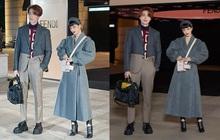 """Bộ đôi đi sự kiện """"chặt chém"""" nhất xứ Hàn: Lee Dong Wook - Han Ye Seul hóa ma nơ canh đời thực, thu hút mọi ánh nhìn"""