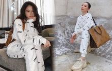 """Tóc Tiên, Linh Ka chênh nhau cả giáp vẫn đụng hàng """"nảy lửa"""", lại xuất hiện trên Instagram của thương hiệu Hàn"""