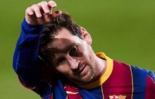 Lionel Messi, tấm bùa hộ mệnh vô dụng của Barca