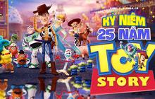 """Toy Story tròn 25 tuổi: Từ tác phẩm bị dọa xếp xó đến màn """"dằn mặt"""" Disney, thay đổi cả ngành công nghiệp hoạt hình"""