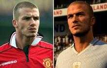 """Có mặt trong cả FIFA 21 và FIFA Online 4, David Beckham nhận """"lương"""" còn khủng hơn cả khi thi đấu cho Manchester United"""