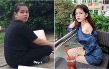 Gái xinh Tuyên Quang giảm một lèo hơn 10kg sau khi vào ĐH, nhan sắc xinh lên vài chân kính là có thật