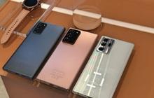 iPhone 11 giảm giá 4-5 triệu đồng, Samsung Galaxy Note20 cũng hạ giá bán