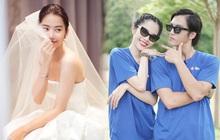 """Nam Em khoe ảnh đeo nhẫn, mặc váy cưới, netizen lập tức gọi tên """"chú rể"""" Lãnh Thanh"""