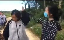 Thanh Hóa: Nữ sinh cấp 3dùngmũ bảo hiểm đánh bạn liên tiếp vào đầu