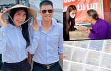 Thuỷ Tiên chốt lại 40 ngày cứu trợ miền Trung: Công khai mục đích chi 178 tỷ đồng kèm gần 30 giấy tờ và chi tiết hơn 4 tỷ tự đóng góp