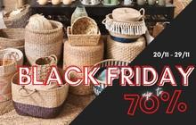 Đồ decor sale dịp Black Friday: Bao thứ hay ho xinh xắn được giảm sốc tới 70%