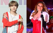 """Dynamite của BTS thăng hạng bất ngờ trên Billboard Hot 100, nhưng chưa sửng sốt bằng """"sự trỗi dậy"""" của Mariah Carey với bản hit Giáng Sinh"""