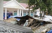 Xót xa cuộc sống tại Trà Vân gần 1 tháng sau trận sạt lở kinh hoàng