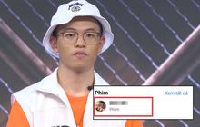Netizen thích thú phát hiện ra cậu Gừng Rap Việt ấn thích trang phim đam mỹ
