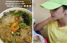 Đi ăn bún cá, H'Hen Niê được tiếp đón nồng nhiệt nhưng cách gọi của chủ quán khiến ai cũng phải bất ngờ