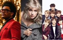 """The Weeknd khẳng định Grammy """"thối nát"""", Nicki Minaj """"cay cú"""" nhắc chuyện 10 năm trước và phản ứng loạt sao về danh sách Grammy 2021"""