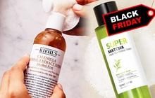 Toner chính hãng sale đến 40%: Thu nhỏ lỗ chân lông, làm sáng da hay trị mụn đều có cả
