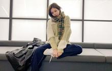 Jennie vừa diện 2 áo len Zara cực trendy, giá hợp lý bạn dễ dàng sắm theo