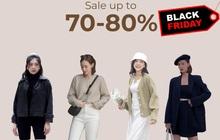 """Chị em hóng ngay: List các shop thời trang hot hit sale """"sập sàn"""" đến 80% dịp Black Friday"""