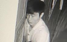 Công bố hình ảnh thanh niên cầm vật giống súng cướp ngân hàng SHB ở Bình Dương