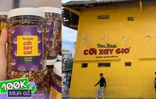 Trước ngày tiệm Cối Xay Gió ở Đà Lạt đóng cửa, thử cầm 100k ghé xem mua được gì về làm quà?