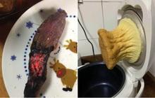 Những khoảnh khắc giúp bạn nhận ra mình còn nấu ăn ngon hơn khối người trên thế giới, thôi xin anh chị tránh xa căn bếp giùm em!